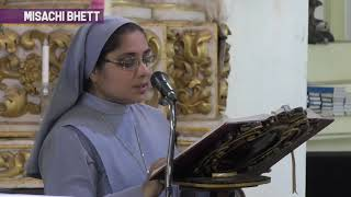 Misachi Bhett - 11 November - Fr. Walter de Sa- Immaculate Conception Church- Panjim- Goa .