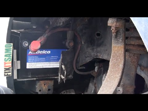 Hqdefault on Chrysler Sebring Battery Location