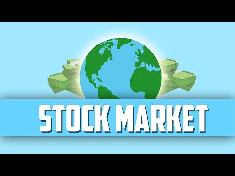 How The Stock Market/Exchange Works (SIMPLIFIED)