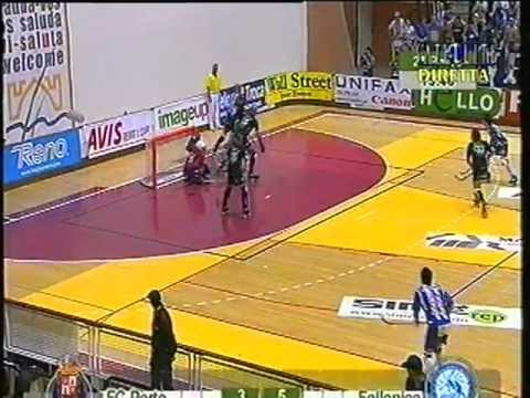 Follonica - Porto    2005 / 06 Eurolega Final Four  Secondo Tempo