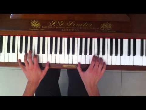 Dexter - Main Theme (Piano)
