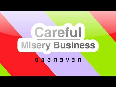 PARAMORE  CarefulMisery Business Reverse MashUp