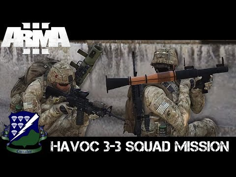 Best Arma 3 Missions 2020 Havoc 3 3 Squad Mission   ArmA 3 Gameplay   YouTube
