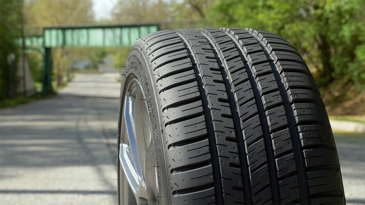 closer  michelin pilot sport   tire rack youtube