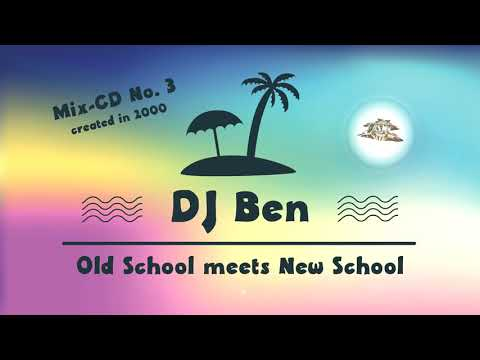 DJ Ben - Afro Cosmic Mix-CD No. 3 - Full Mix - Created In 2000