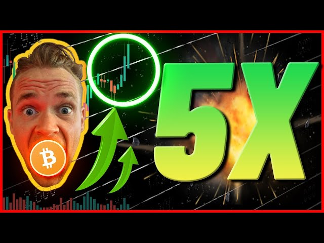 Will BITCOIN 5x from here to $200,000?