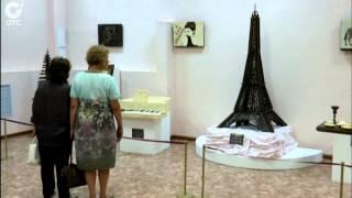 Новосибирцев приглашают на выставку экспонатов, которые можно, но нельзя есть!