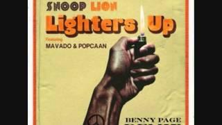 Snoop Lion - Lighters Up (Benny Page Remix) Ft Mavado & Popcaan