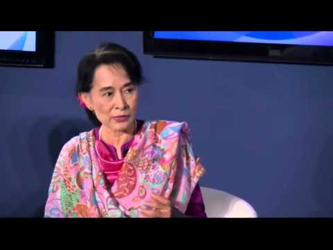 Myanmar Economic Future - WOrld Economic Forum