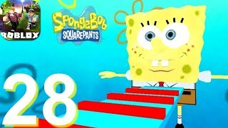 ROBLOX Escape Spongebob Obby! Walkthrough Part 28 - Android iOS Gameplay HD