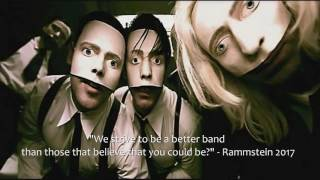 Rammstein - Du Hast (All Instruments Out of Tune)