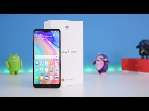 Обзор Huawei P20 четкий смартфон