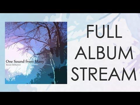 Steven DeMartini - One Sound from Many | Full Album Stream (Instrumental Prog)