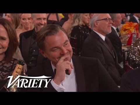 Carletta Blake - Leo DiCaprio Saved A Guy Who Fell Off A Cruise Ship