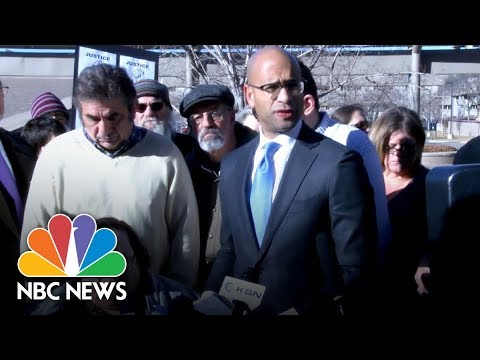Lawyer: 'At Every Level' The City Of Wichita Failed Andrew Finch | NBC News