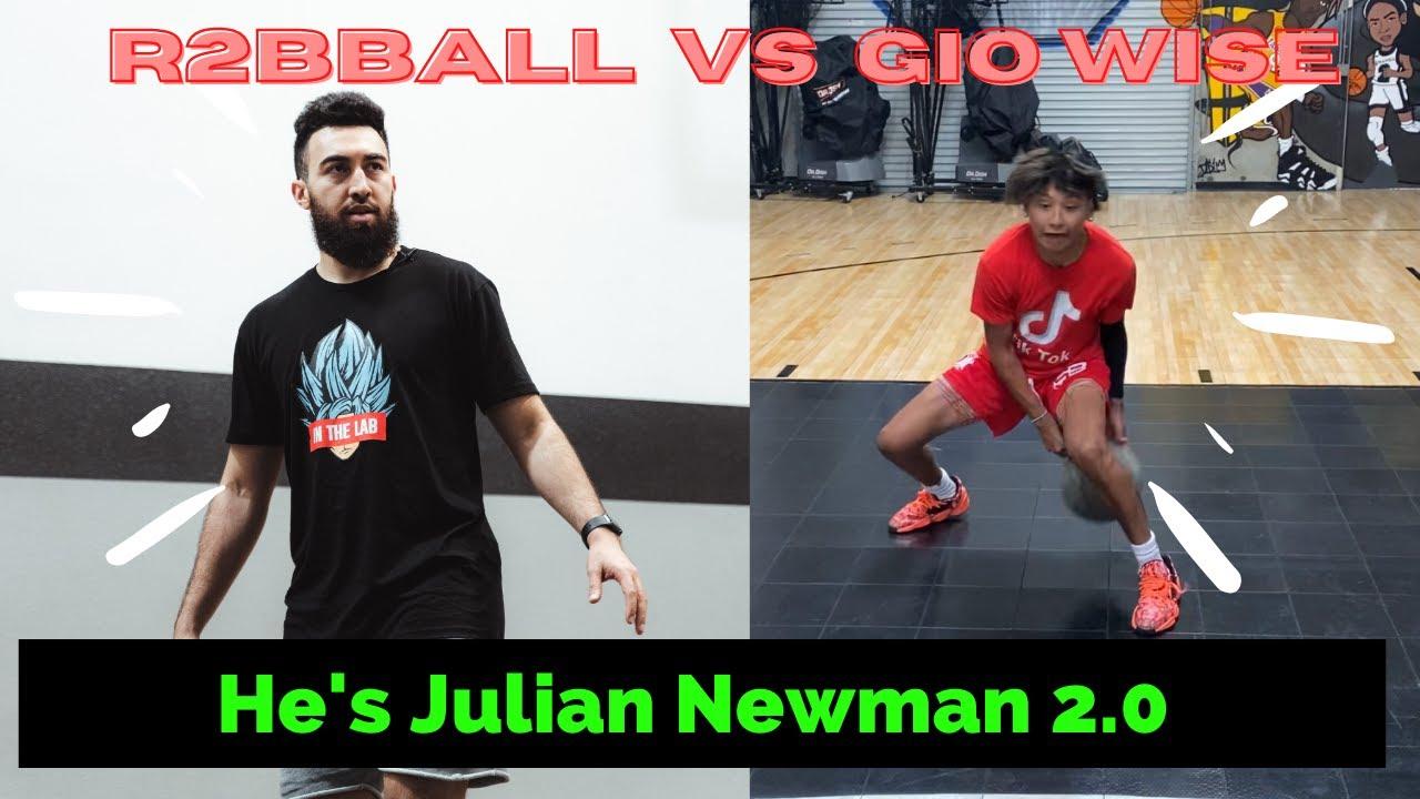 Download R2bball Vs. Julian Newman 2.0 (The Most Hated Tik Toker!!)