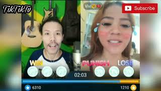 Digesekin Ke Tembok || Bigo Live Hot Terbaru