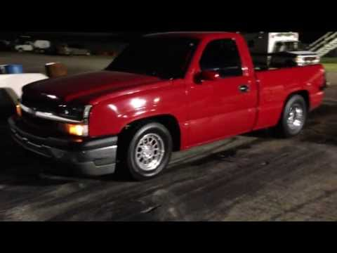 Big Chief resets Oklahoma LSx truck record 9.77 at 138 Thunder Valley Raceway Park 7-11-13