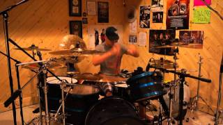 All Time Low - Umbrella - Drum Cover - Brooks