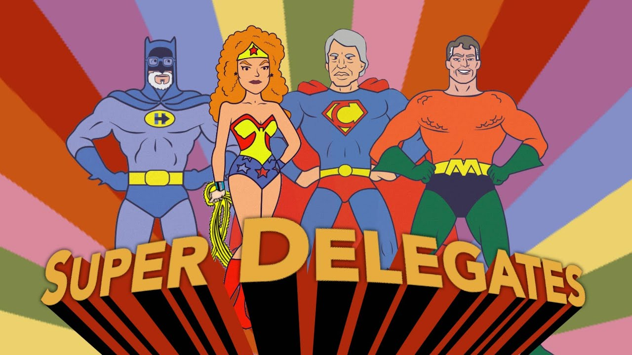 Super DelegatesTo The Rescue Of Hillary Clinton YouTube - Delegates and superdelegates