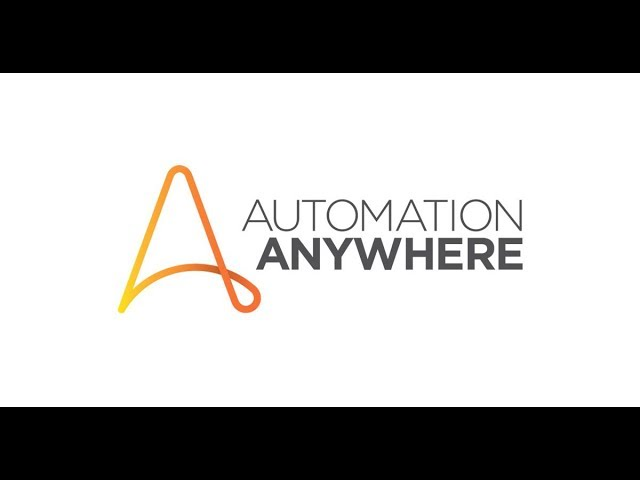 RPA Automation Anywhere