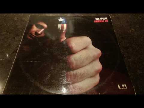 The Grave Don McLean American Pie
