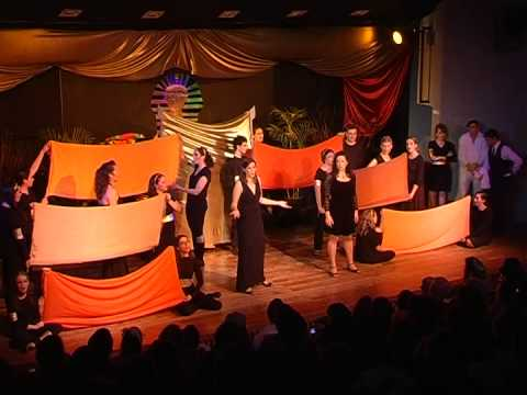 Joseph and the Amazing Technicolor Dreamcoat - Jerusalem Hillel Theater Workshop (2010)