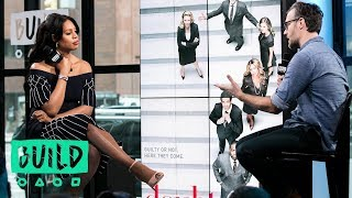 Laverne Cox Discusses Her Role In The CBS Drama,