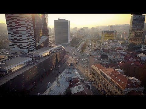 Sarajevo - Marijin Dvor | Jesen 2018.