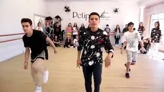 رقص على أغنية بم بم تم تم bum bum tam tam
