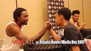 VOX ATL At Atlanta Hawks Media Day 2017