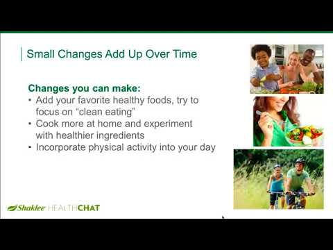 Health Chat - Nutrition