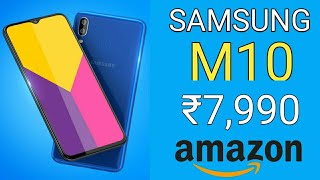 Samsung Galaxy M10 Price,Specifications & Features | Samsung M Series [Hindi]