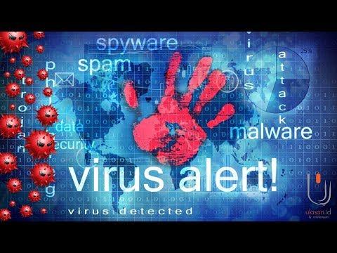 Jenis Jenis Virus Komputer #UlasTips
