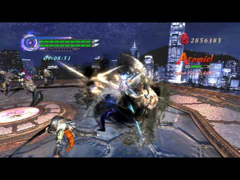 Tomoko Game : Devil May Cry 4 Special Edition Vergil Classic Effect |