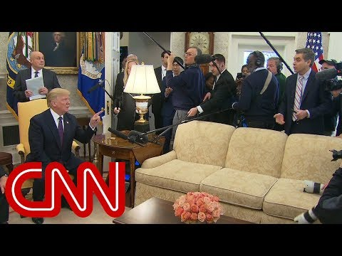 Acosta: White House blocked reporter questions