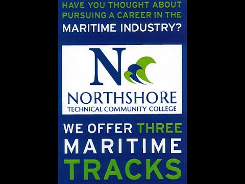 Northshore Technical Community College Maritime Mondays