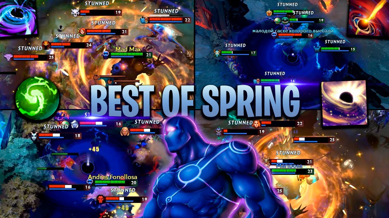 Dota 2 Enigma Moments [BEST OF SPRING] 2021