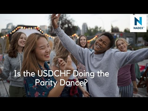 Is the USDCHF Doing the Parity Dance?