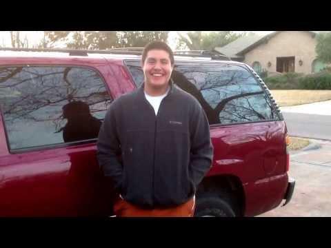 John Paul Flores' honors college Video