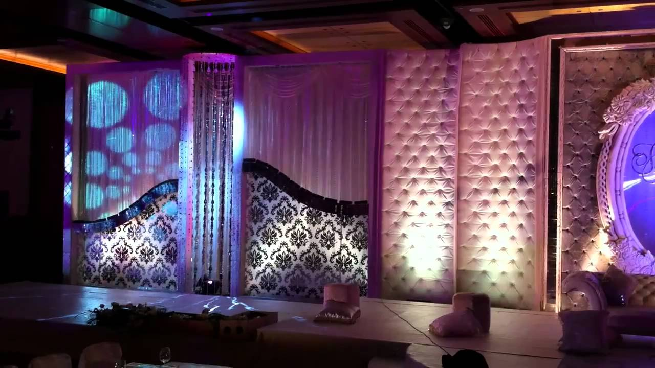 Bonbon wedding stage youtube junglespirit Image collections