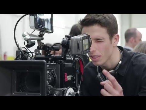 Álex Márquez director de cine