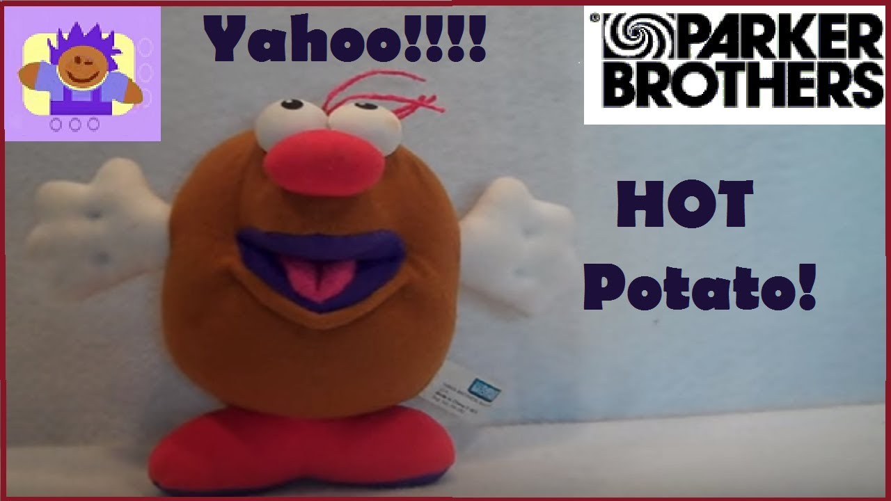 Hot Potato Toy 45
