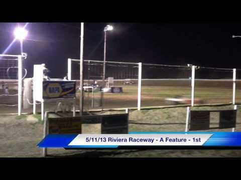 Riviera Raceway - 5/11/13 - Kyle Prauner 5K