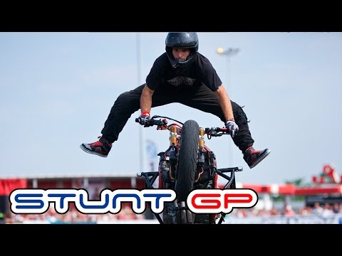 Romain Jeandrot - France - StuntGP 2015