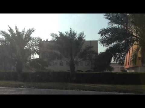 Inside Manama, Bahrain