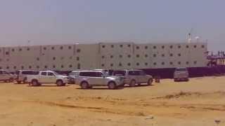 قناة السويس الجديدة: فندق العاملين بالكراكات القطاع الاوسط مايو 2015