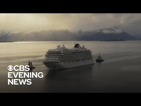 D-Strong - Cruise Ship Has Major Scare!