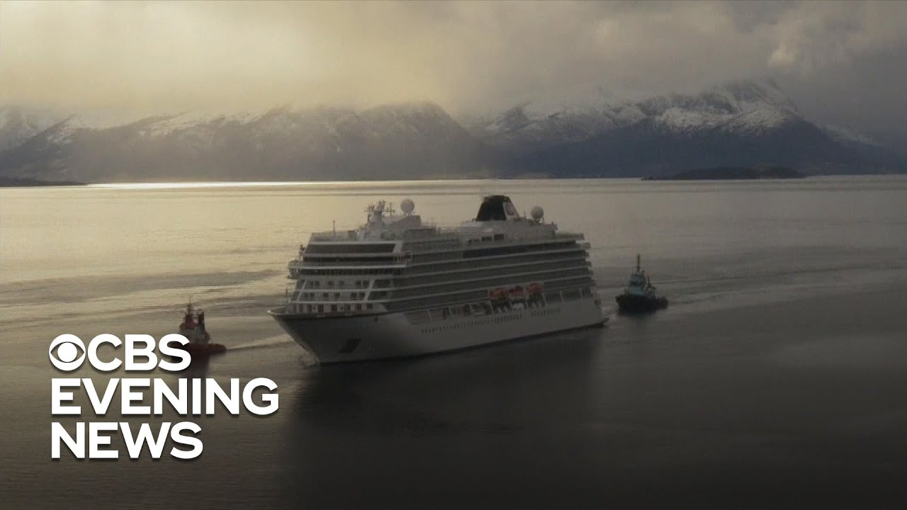 Norway cruise ship reaches port with all passengers and crew safe