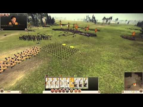 Total War: Rome II: Macedon vs Rome trailer |